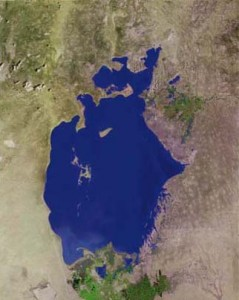 Marea Aral 1970
