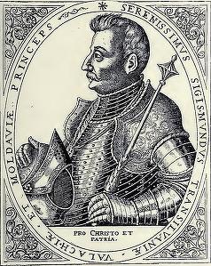Sigismund Batory principe al transilvaniei, Moldovei si Tarii Romanesti