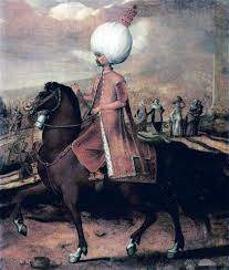 Suleyman pe front