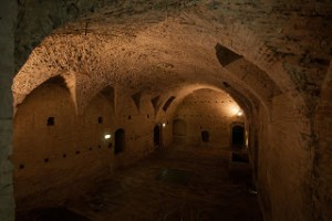 Reteaua de tunelurile secrete ala Craiovei
