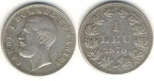 1 leu 1870