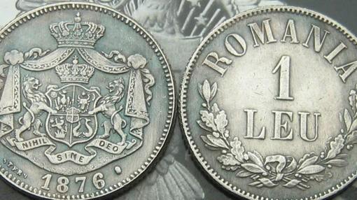 1-leu-1876 istoria leului romanesc