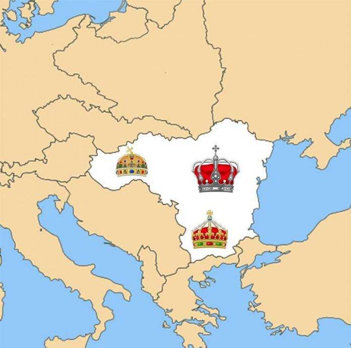 Confederatia Romano bulgaro maghiara / unitea Romaniei cu bulgaria ungaria