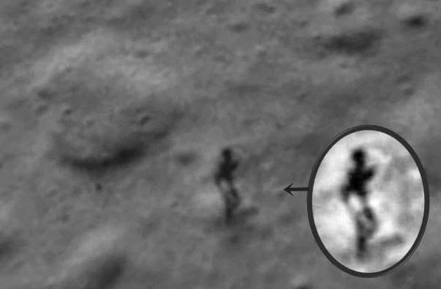 artefact luna omul de pe luna