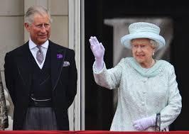 regina elisabeta si printul charls