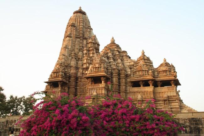 Kandariya Mahadev Templu Khajuraho placeri interzise erotice