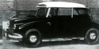 automobil malaxa 1945