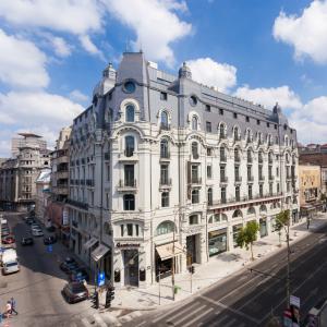 hotel cismigiu Bucuresti
