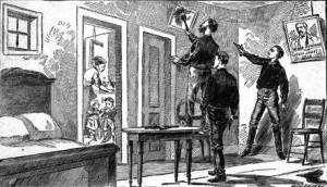 moartea lui Jesse James in presa vremii