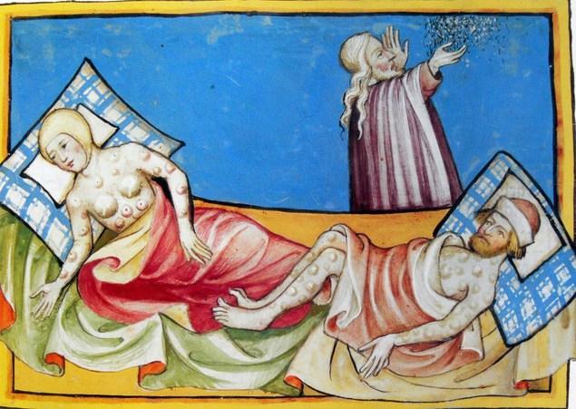 Moartea neagra 1347