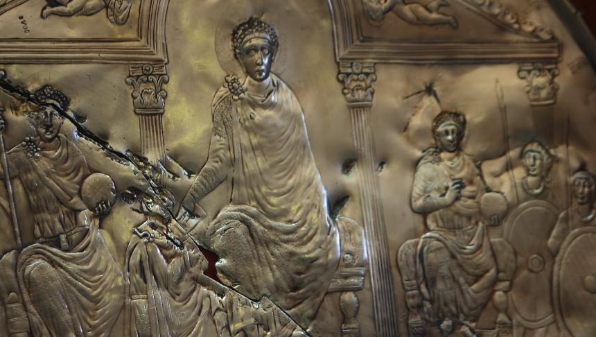 Teodosiu I ultimul imparat Imperiului Roman unit