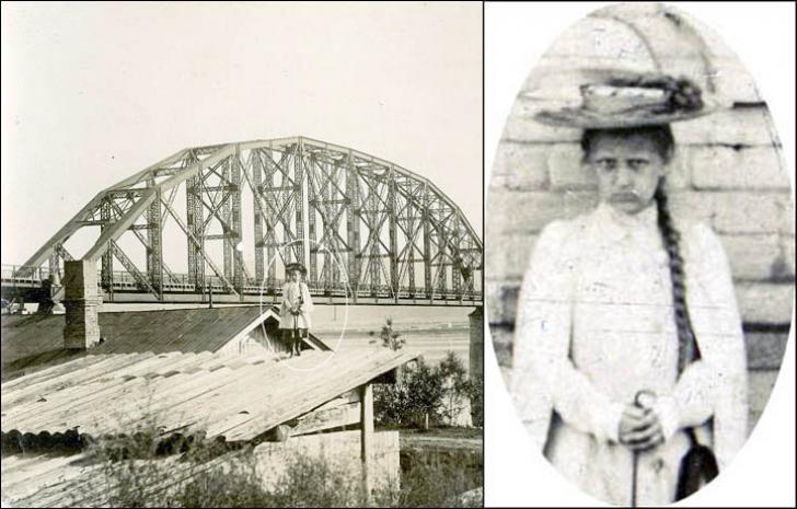 aparitie misterioasa in fotografii vechi de mai bine de un secol