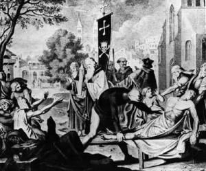 ciuma neagra 1347
