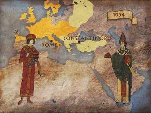 marea schisma din 1054