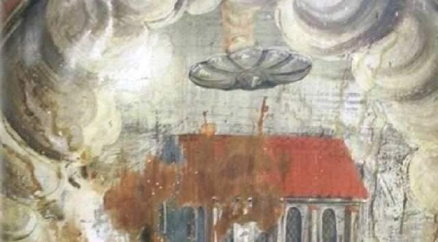 un-ozn-gigantic-pictat-intr-o-biserica-veche-din-romania