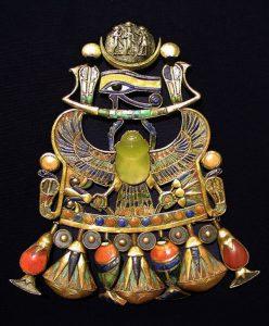 medalion tutankhamon