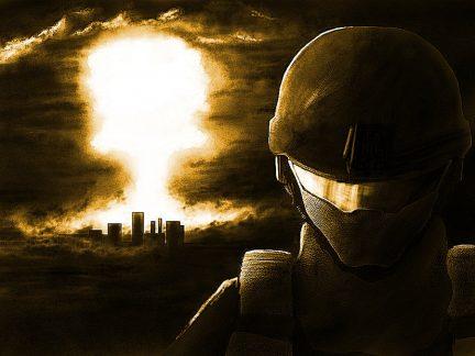 romania atacata nuclear de SUA