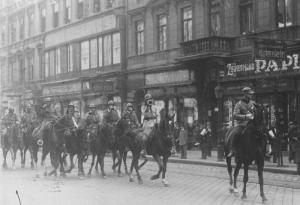 cavaleria-romana-in-budapesta-1919
